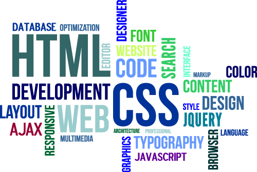 word-cloud---html-and-css